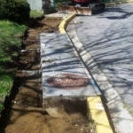 Curb & Gutter- Drainage Systems and Stormwater Management in Virginia and Washignton DC Metro Area