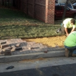 Laying Brick Walkway & Power Washing- Washingotn DC Metro Area