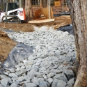 Stone Riprap by PSI for Drainage, Erosion Control and Stormwater Management Systems in Virginia & Washington DC Metro Areas
