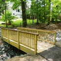 Wood Bridge by PSI for Drainage, Erosion Control and Stormwater Management Systems in Virginia & Washington DC Metro Areas