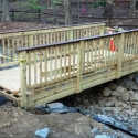 Bridge Installation - by PSI Property Services in Virginia and Washington DC Metro Areas