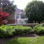 Fountain Maintenance and Drainage Systems by PSI in Washignton DC Metro Area
