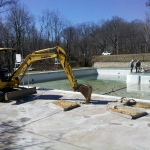 Swimming Pool Maintenance and Drainage Systems by PSI in Washignton DC Metro Area