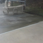 Concrete Commercial Power Washing Services Done by PSI in Washington DC Metro Areas
