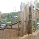 Playground- Commercial Power Washing Done By PSI in Washington DC Metro Areas.
