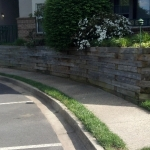 Retaining Walls, Sidewalks & Stormwater Management with PSI Property Services in Virginia and Washington DC Metro Areas