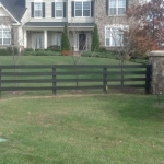 Wood & Stone Fences, Retaining Walls & Stormwater Management with PSI Property Services in Virginia and Washington DC Metro Areas