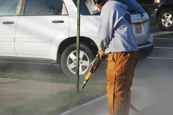 Commercial Power Washing in Washington DC Metro Areas