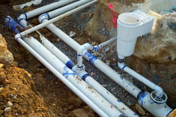Pipes- Commercial Drainage Systems Washington DC Metro Areas