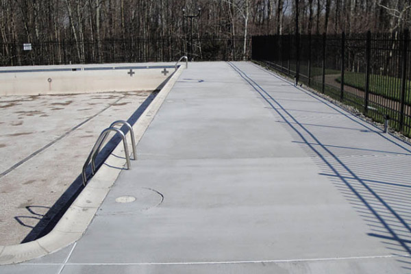 Concrete Services and Commercial Power washing for Washington DC Metro Area