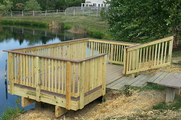 Deck Construction and Commercial Power Washing Services in the Metropolitan Area